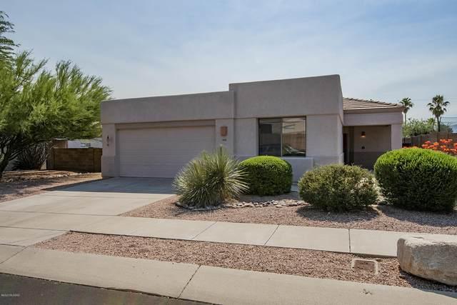 2512 N Avenida Valiente, Tucson, AZ 85715 (#22015369) :: Long Realty - The Vallee Gold Team