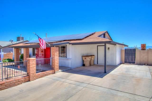6881 S Vereda De Las Casitas, Tucson, AZ 85746 (#22015381) :: Long Realty - The Vallee Gold Team