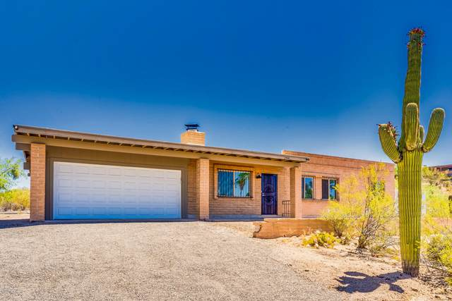 2460 W Oracle Jaynes Station Road, Tucson, AZ 85741 (#22015395) :: Long Realty - The Vallee Gold Team