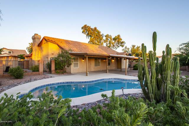 4540 W Lord Redman Loop, Tucson, AZ 85741 (#22015396) :: Long Realty - The Vallee Gold Team