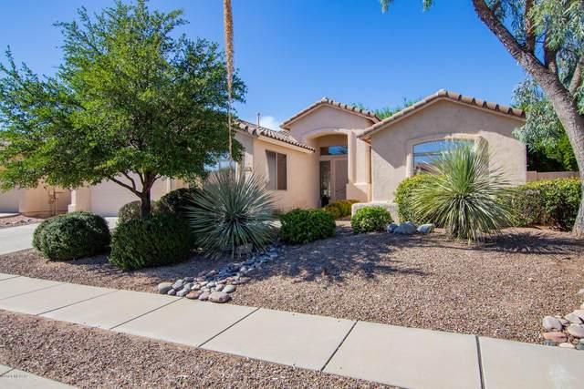 9721 E Sandcastle Court, Tucson, AZ 85749 (#22015400) :: The Josh Berkley Team
