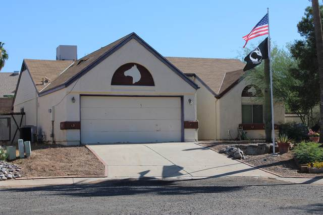 7844 N Kristin Place, Tucson, AZ 85741 (#22015425) :: Long Realty - The Vallee Gold Team