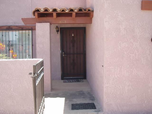 8343 E Placita Prado, Tucson, AZ 85710 (#22015428) :: The Local Real Estate Group | Realty Executives