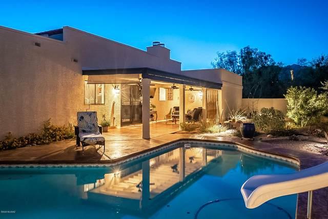 6848 E Brownstone Place, Tucson, AZ 85750 (#22015437) :: Realty Executives Tucson Elite
