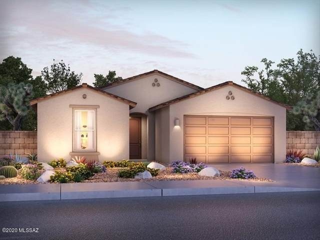 9487 N Mirage Sky Court, Tucson, AZ 85742 (MLS #22015464) :: The Property Partners at eXp Realty