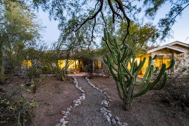 4383 N Windridge Loop, Tucson, AZ 85749 (#22015474) :: Long Realty - The Vallee Gold Team