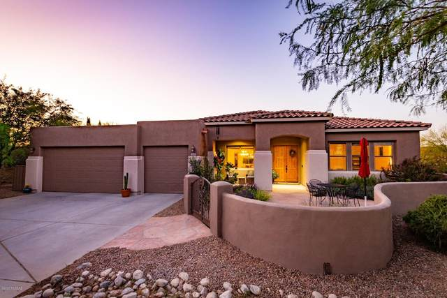 1298 W Ziziphus Place, Oro Valley, AZ 85755 (#22015483) :: Long Realty - The Vallee Gold Team
