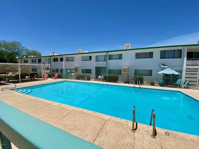 1776 S Palo Verde Avenue A6, Tucson, AZ 85713 (#22015494) :: Gateway Partners