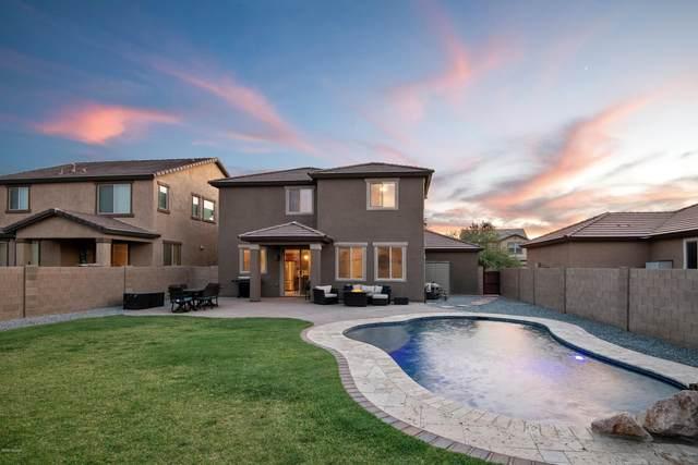 8424 N Douglas Fir Drive, Tucson, AZ 85743 (#22015516) :: Long Realty - The Vallee Gold Team