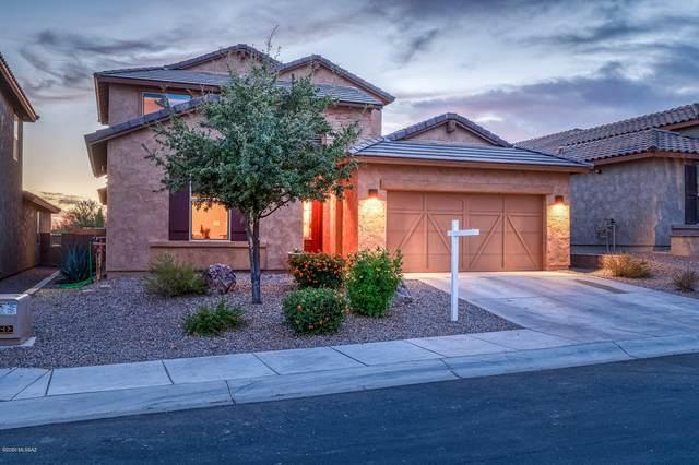 12563 N Summer Wind Drive, Marana, AZ 85658 (#22015519) :: The Josh Berkley Team