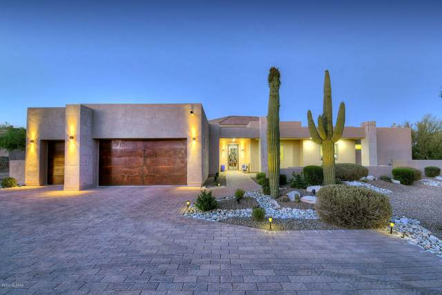 2706 N Megafauna Court, Tucson, AZ 85749 (#22015524) :: The Local Real Estate Group | Realty Executives
