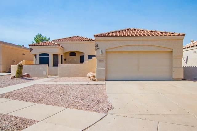 10236 E Calle Estrella Clara, Tucson, AZ 85747 (#22015544) :: Gateway Partners