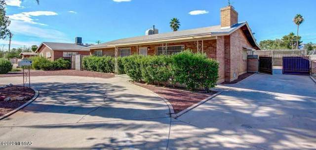 2039 E Glenn Street, Tucson, AZ 85719 (#22015551) :: AZ Power Team | RE/MAX Results