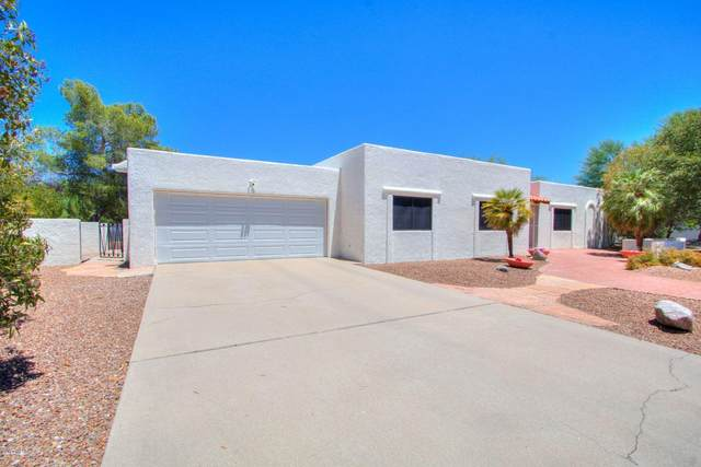 6981 E Calle Cerca, Tucson, AZ 85715 (#22015552) :: eXp Realty