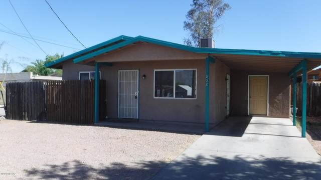 820 E Pastime Road, Tucson, AZ 85719 (#22015565) :: Long Realty - The Vallee Gold Team