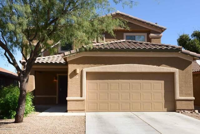 877 E Cottonwood Canyon Place, Sahuarita, AZ 85629 (#22015569) :: Long Realty - The Vallee Gold Team