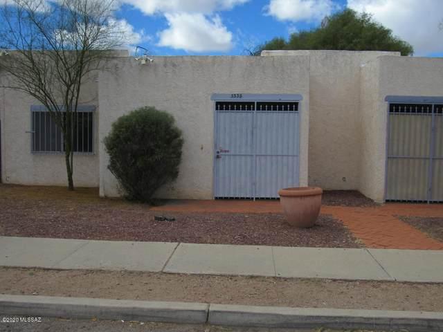 3338/3340 E Presidio Road, Tucson, AZ 85716 (#22015584) :: Long Realty Company