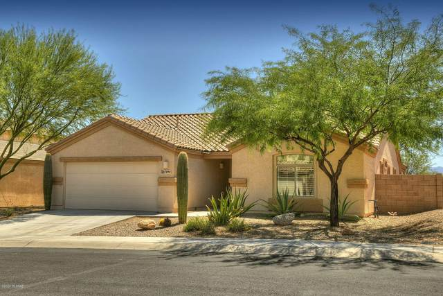 7844 N Window Trail, Tucson, AZ 85743 (#22015593) :: Long Realty - The Vallee Gold Team