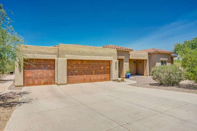 12049 N Washbed Drive, Oro Valley, AZ 85755 (#22015601) :: Long Realty - The Vallee Gold Team