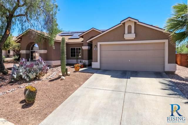 8952 N Bottlebush Lane, Tucson, AZ 85742 (#22015605) :: Long Realty - The Vallee Gold Team