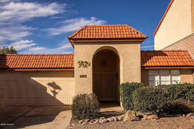 5677 N Camino De La Noche, Tucson, AZ 85718 (#22015631) :: The Local Real Estate Group | Realty Executives