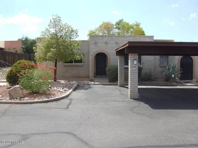 1338 S Harmon Lane, Tucson, AZ 85713 (#22015646) :: Long Realty - The Vallee Gold Team
