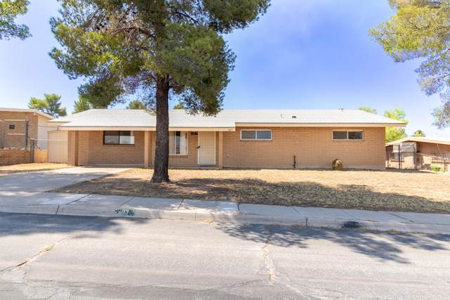 107 E Avenue J, San Manuel, AZ 85631 (#22015654) :: Long Realty - The Vallee Gold Team