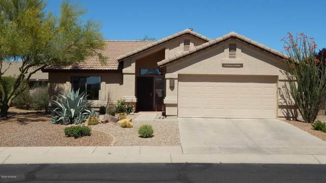 1751 E Bunting Road, Green Valley, AZ 85614 (#22015660) :: Keller Williams