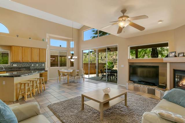 4359 N Ocotillo Canyon Drive, Tucson, AZ 85750 (#22015662) :: Long Realty - The Vallee Gold Team