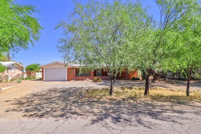 2101 E Copper Street, Tucson, AZ 85719 (#22015665) :: Long Realty Company