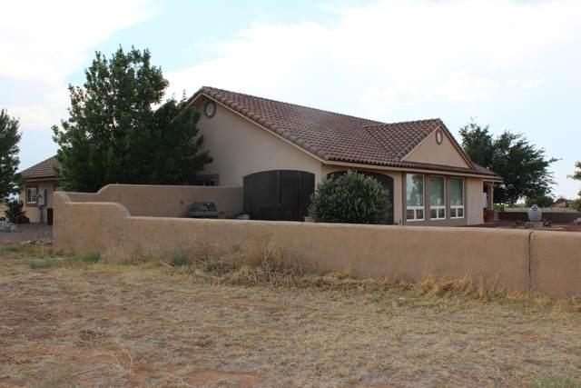394 N Geneva Estates Road Par D, Pearce, AZ 85625 (#22015676) :: The Local Real Estate Group | Realty Executives