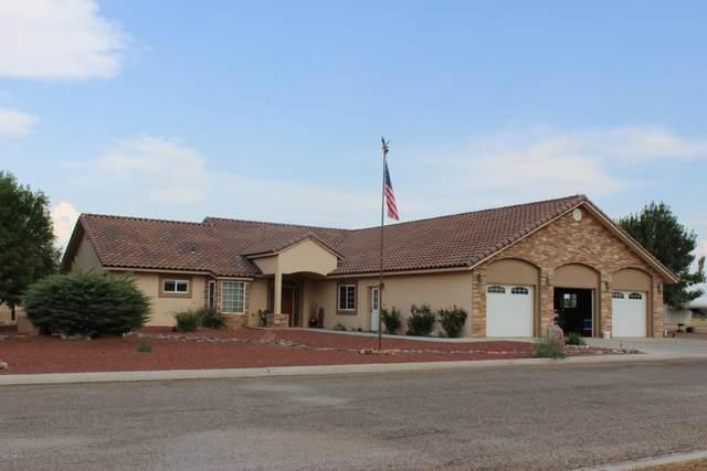 380 N Geneva Estates Road, Pearce, AZ 85625 (#22015679) :: The Local Real Estate Group | Realty Executives