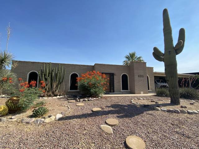 7211 E Edward Drive, Tucson, AZ 85730 (#22015690) :: Long Realty - The Vallee Gold Team