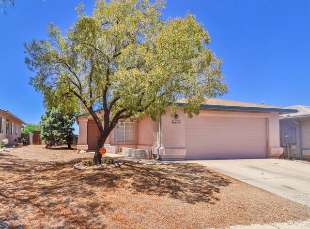 4632 S Gatwick Drive, Tucson, AZ 85730 (#22015709) :: Long Realty - The Vallee Gold Team