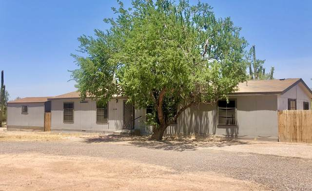 11138 W Old Pecos Place, Tucson, AZ 85743 (#22015721) :: The Local Real Estate Group | Realty Executives