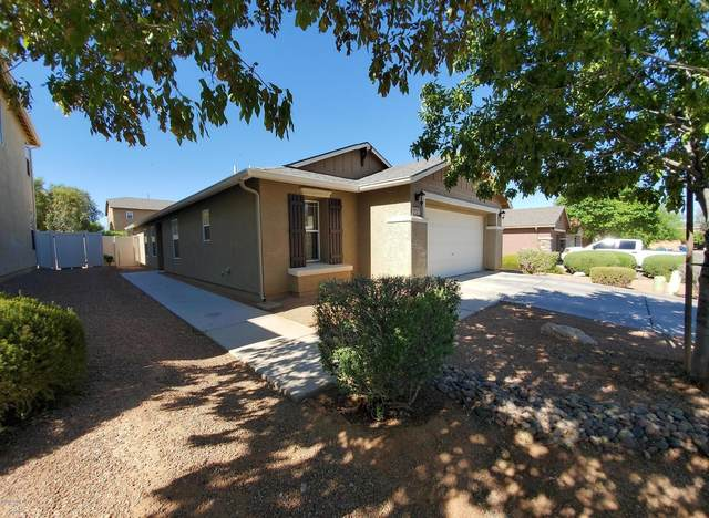 8377 W Redshank Drive, Tucson, AZ 85757 (#22015730) :: Long Realty - The Vallee Gold Team