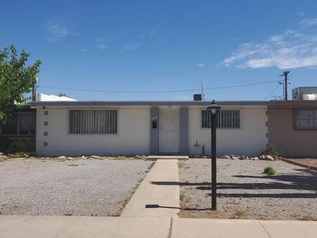 1539 E Iowa Drive, Tucson, AZ 85706 (#22015734) :: Gateway Partners