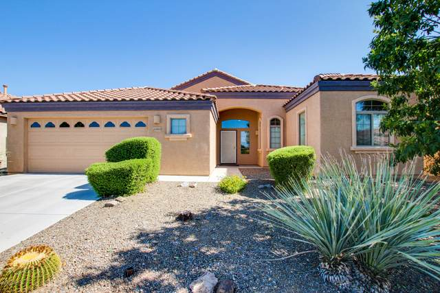 11853 W Ferndown Drive, Marana, AZ 85653 (MLS #22015741) :: The Property Partners at eXp Realty