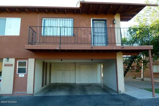 6525 E Calle La Paz D, Tucson, AZ 85715 (#22015752) :: Realty Executives Tucson Elite