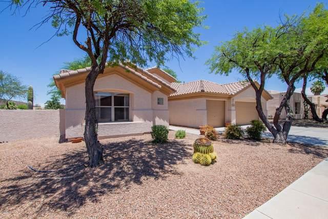 7764 W Sunlark Way, Tucson, AZ 85743 (#22015762) :: Long Realty - The Vallee Gold Team
