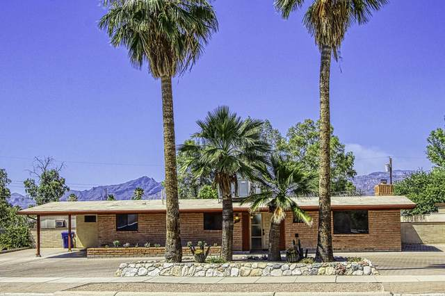 5631 E Whittier Street, Tucson, AZ 85711 (#22015779) :: The Local Real Estate Group | Realty Executives