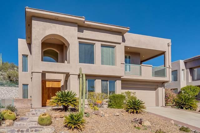 7377 E Ridge Point Road, Tucson, AZ 85750 (#22015800) :: Long Realty Company