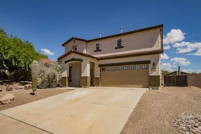 13740 E Oxmoor Valley Drive, Vail, AZ 85641 (#22015803) :: Keller Williams