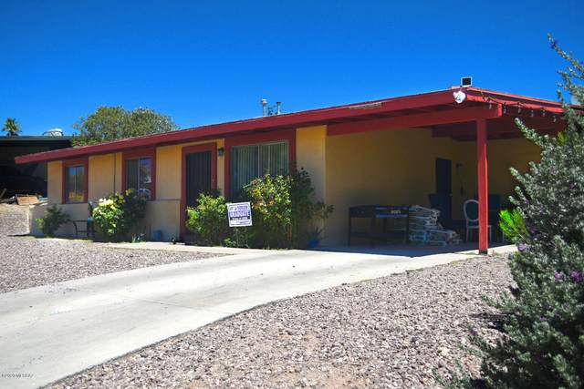 1968 W Saxony Road, Tucson, AZ 85713 (#22015814) :: Long Realty - The Vallee Gold Team