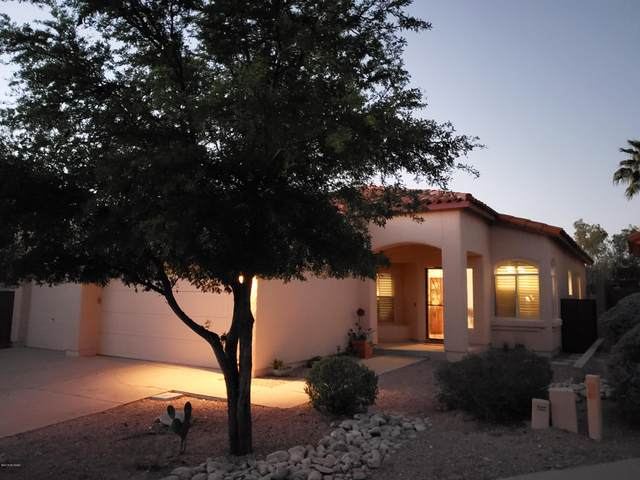 531 E Covered Wagon Drive, Tucson, AZ 85704 (#22015816) :: Long Realty - The Vallee Gold Team