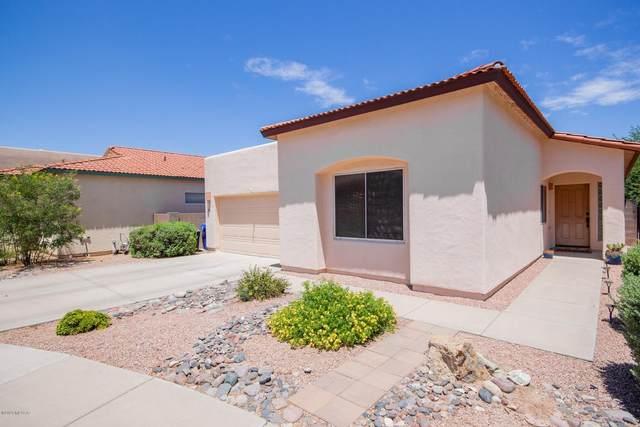 8877 E Desert Verbena Place, Tucson, AZ 85715 (#22015817) :: Long Realty - The Vallee Gold Team