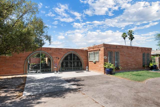 2630 E 8th Street, Tucson, AZ 85716 (#22015825) :: The Local Real Estate Group | Realty Executives