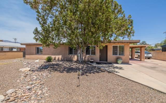 2842 N Tucson Boulevard, Tucson, AZ 85716 (#22015828) :: Long Realty Company