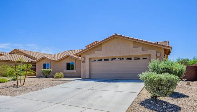9221 S Sweet Spring Road, Tucson, AZ 85756 (#22015834) :: Long Realty - The Vallee Gold Team
