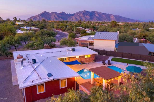 1665 W Hudson Drive, Tucson, AZ 85704 (#22015854) :: Long Realty - The Vallee Gold Team